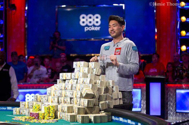 WSOP pagrindiniame turnyre didžiausius prizus laimėjo amerikiečiai 0001