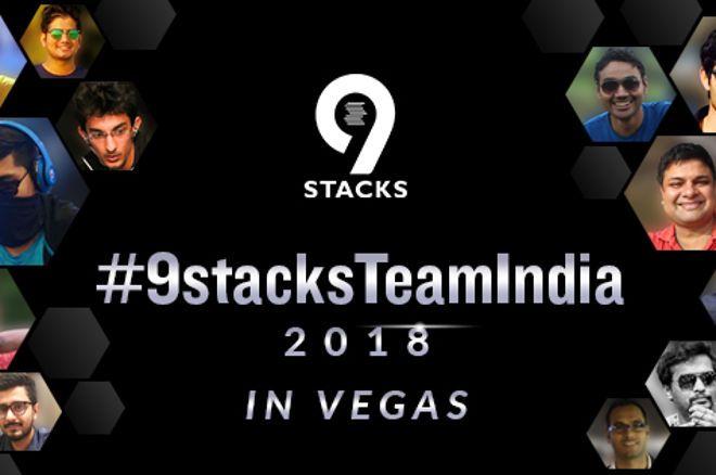 9stacks sponsored WSOP winning team