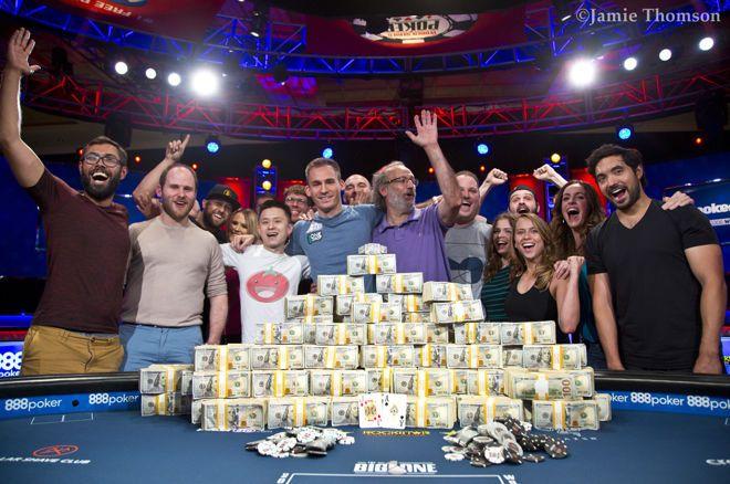 Justin Bonomo zet bizarre run voort en wint de $1.000 Big One for One Drop voor $10 miljoen