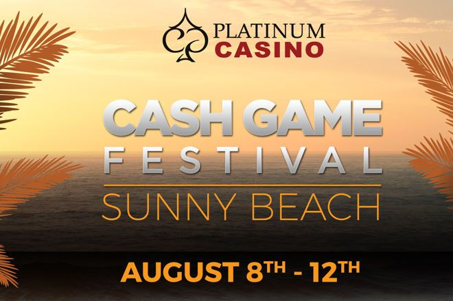 Cashgamefestival Sunny Beach 2018