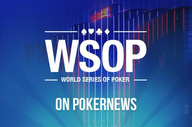 """""""WSOP 2018"""" - didžiausias istorijoje 0001"""