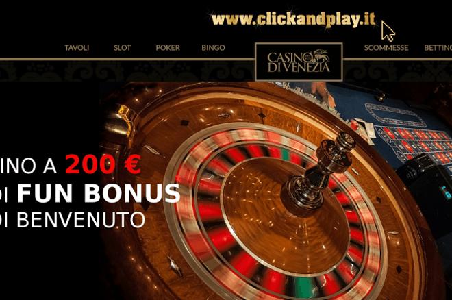 Qualificazioni Online Al Torneo Black Jack Del 15 Settembre Al Casino' Di Venezia 0001