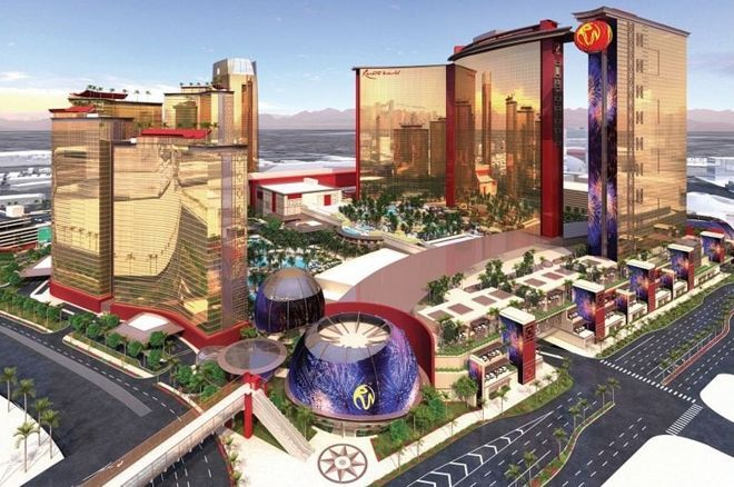 Resorts World Las Vegas (artist rendering)