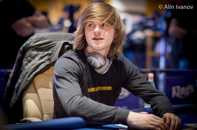Ο Charlie Carrel αποσύρεται από το πόκερ 0001