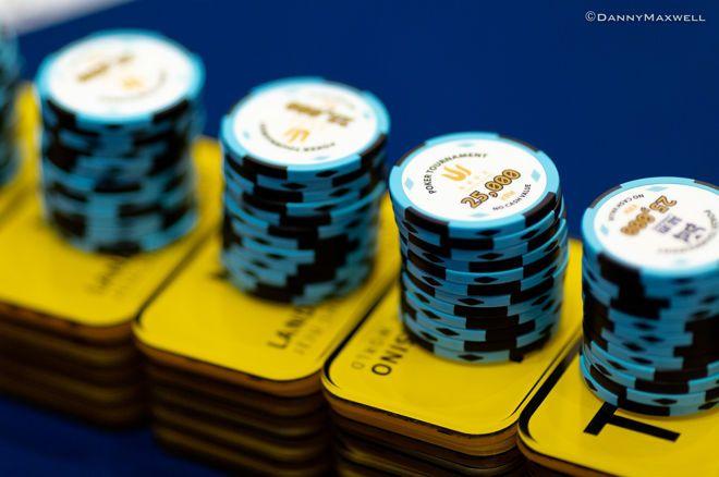 Live poker tournaments