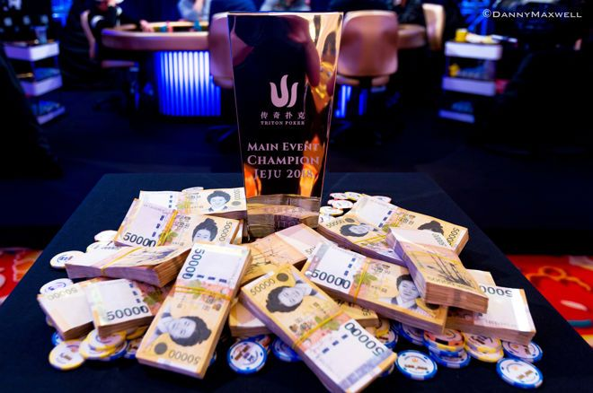 Triton Poker Cash Game