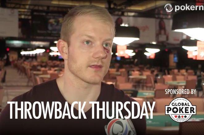 Global Poker Throwback Thursday