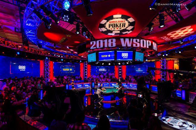 2018  WSOP