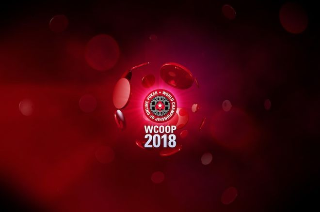 PokerStars maakt schema voor 2018 World Championship of Online Poker (2-17 september) bekend