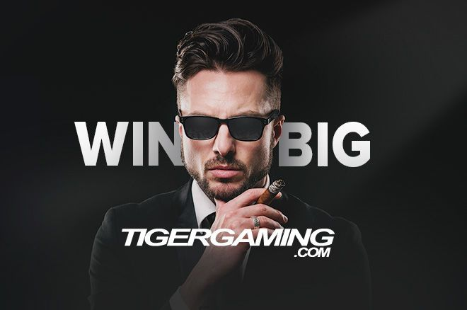 Play for a Share of $250K Every Weekend at TigerGaming 0001