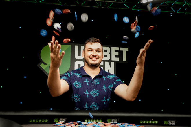 unibet open bucuresti 2018 main event anton vinokurov