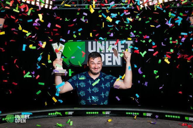 Rus Anton Vinokurov wint Unibet Open in Boekarest voor €103.060, Remco Kingma beste Nederlander