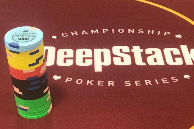 Venetian DeepStack Championship Poker Series