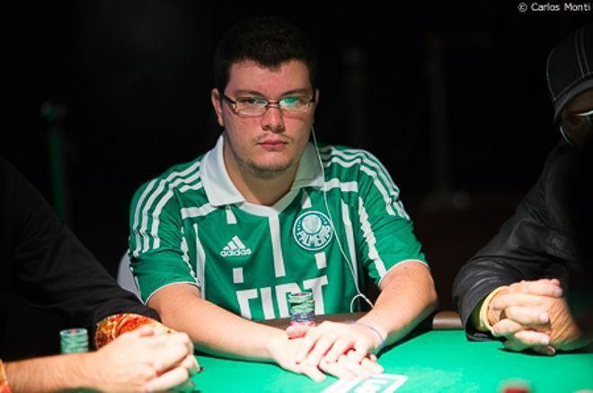 Lincon Freitas- Poker Online - PokerStars
