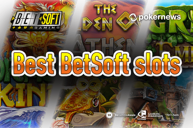 Best Betsoft Slots