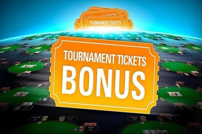 Claim Tickets To Big Money Tournaments On PokerStars India