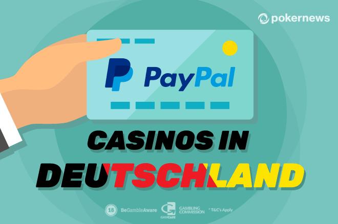 Das sind die besten PayPal Casinos in Deutschland