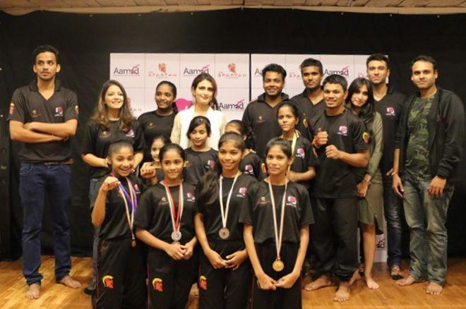 MukkaMaar Girls Fatima Shaik