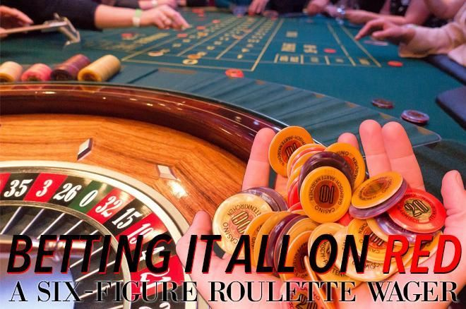 True Gambling Stories #007: All on Red: A Six-Figure Roulette Wager 0001