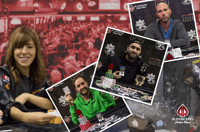 WSOP-C Playground Breaks Entries Records, Awards Seven Rings 0001