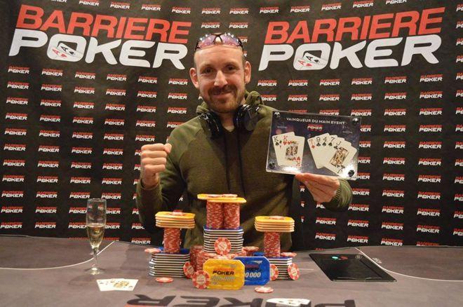 Le Belge Danny Covyn remporte le BPT Lille devant Guillaume 'bobVegas' Maréchal 0001