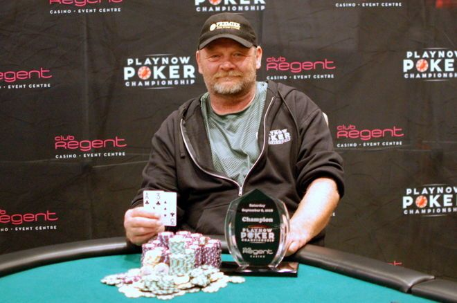 Rick Blom Captures PNPC Main Event Title 0001