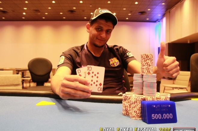 Royal Poker Festival XIII : Sofian Ben Mohamed transforme 200€ en 22.366€ 0001