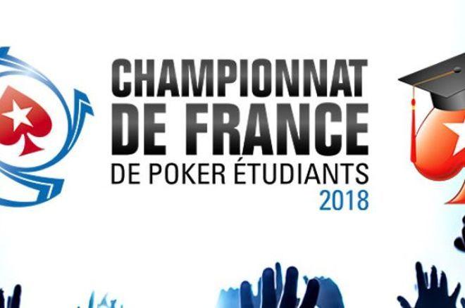 Le Championnat de France de Poker Étudiants 2018 au Cercle Clichy Montmartre 0001