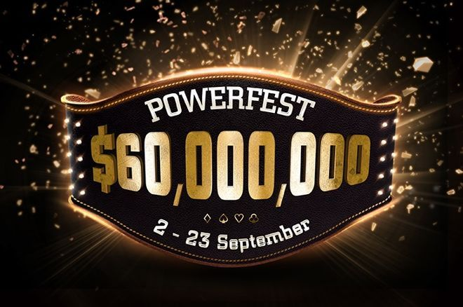 Powerfest - partypoker