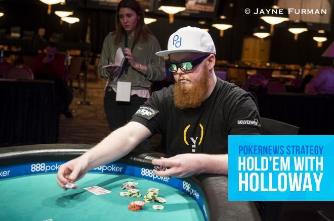 Hold Em With Holloway Vol 80 Going For Value With Matt