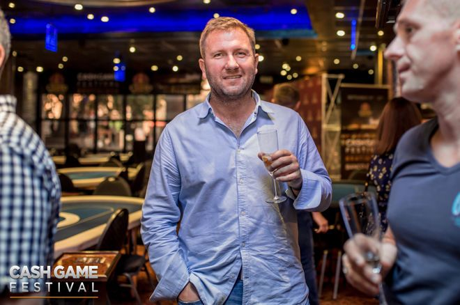 Peter La Terra Shines on Day 1 of the Cash Game Festival Bratislava 0001