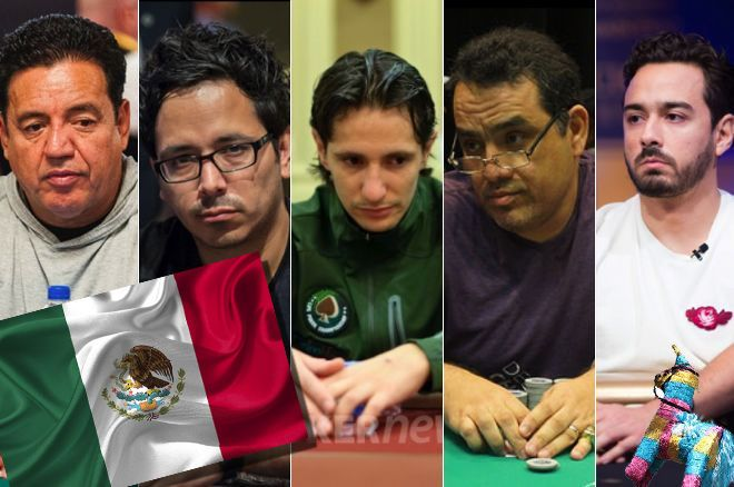 Mexican Poker Players