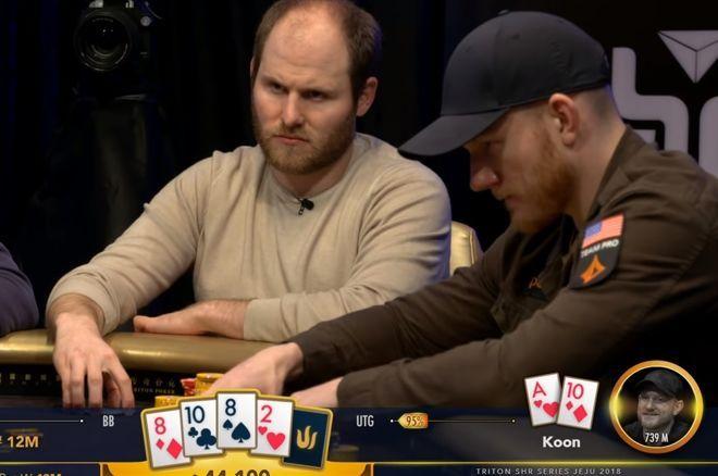 [VIDEO] - Triton Poker Super High Roller Jeju $1.000.000 Cash Game (Aflevering 7)