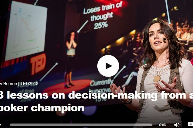 [VIDEO] TED Talk : 3 Tips de Liv Boeree pour prendre de meilleures décisions 0001