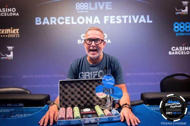 Sergio Alonso Camuñas gana el Main Event del 888live Barcelona Festival 2018 0001