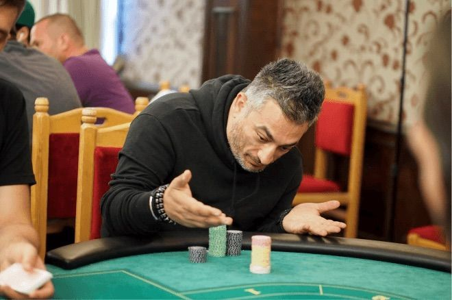 Counterfactual Regret Minimization in Poker