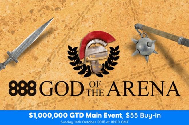 фестиваль God of the Arena