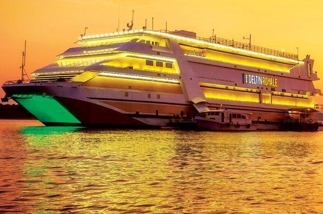 Goa Government Extension Casinos On Mandovi River