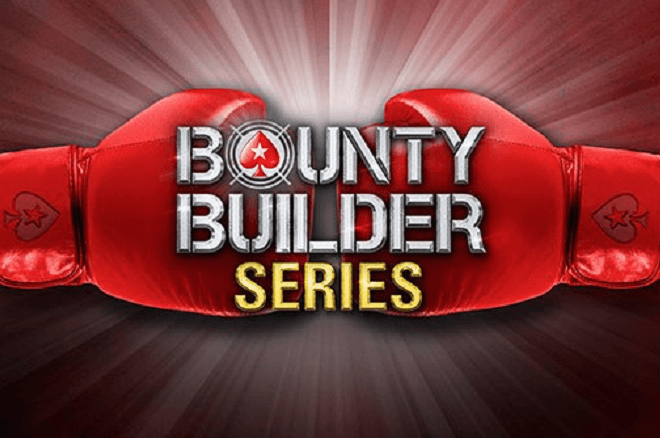 Poker Online - PokerStars - Bounty Builder Series
