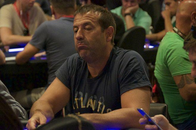 Juan Manuel Pastor - Aconcagua Poker