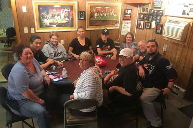 Recreating the WSOP Main Event Final Table as a Home Game