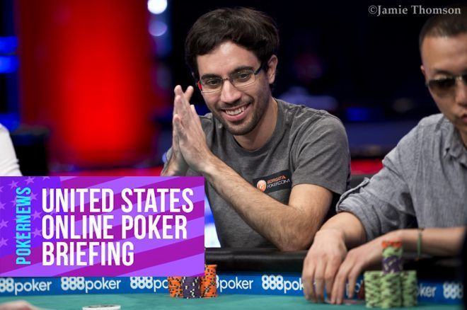 Us Online Sunday Briefing Lucky 13 For Michael Gagliano Pokernews