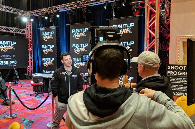 Kevin Martin interviewed by PokerStars Lee Jones