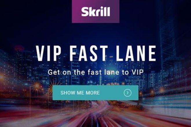 Skrill VIP promotion