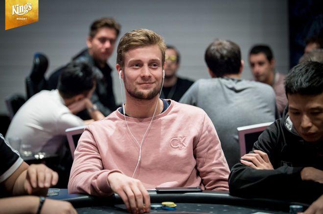 2018 WSOP Europe - Teun Mulder naar Dag 4, Peters & Van der Marel uitgeschakeld in laatste minuten