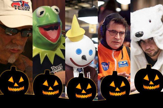 Poker Disguises Halloween