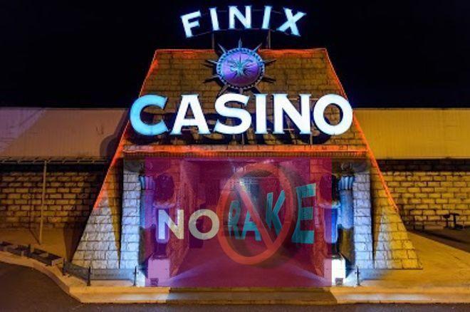 Finix Casino Kulata Rake Free Festival