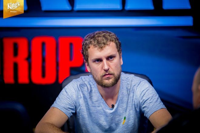 Ryan Riess going for second WSOP Main Event title in Europe