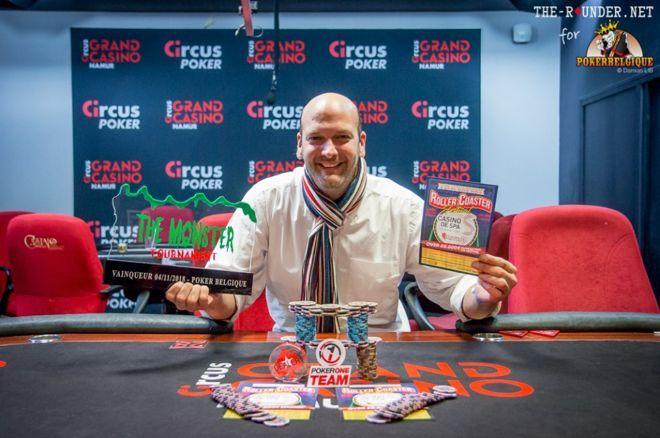 Namur : Encore une Monster fête avec Poker Belgique 0001