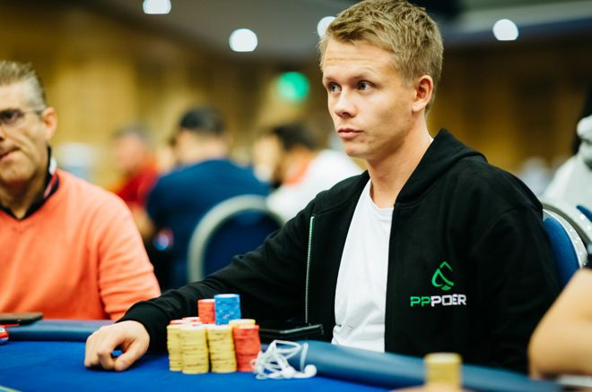 Borge Dypvik leads after Day 2 of the Malta Poker Festival